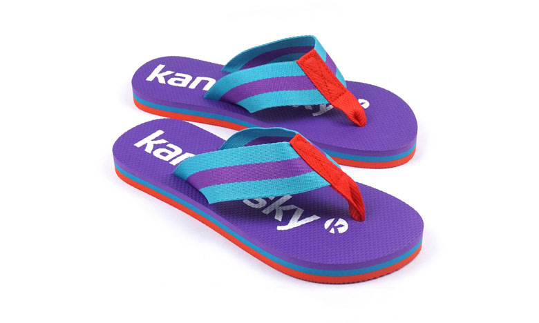 Give-away Zehensandalen by Kandinsky